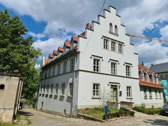 Landesschule Pforta - Internat VII, VIII